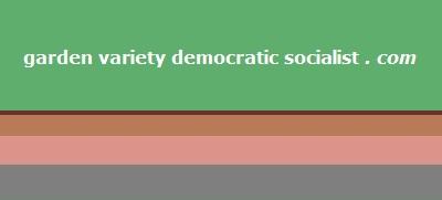 garden variety democratic socialist . com flag